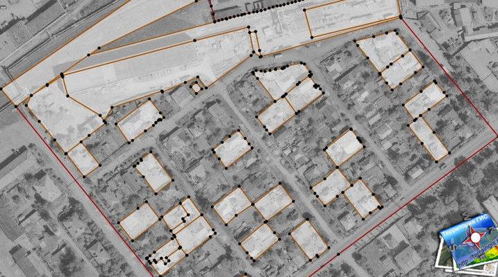 Кадастровый план территории 8 версии