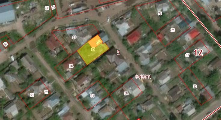 Основная выписка ЕГРН на объект недвижимости