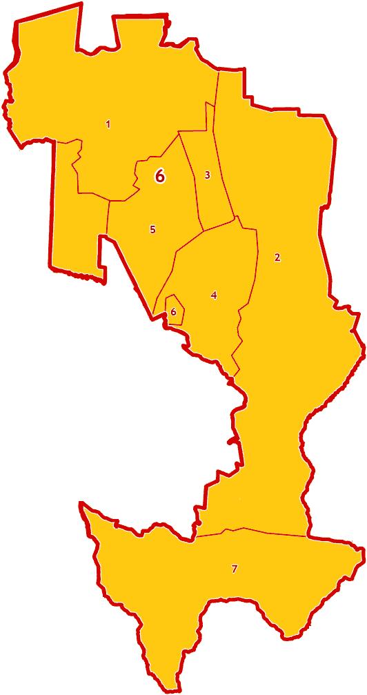 Зоны МСК-06 на территорию Республики Ингушетия