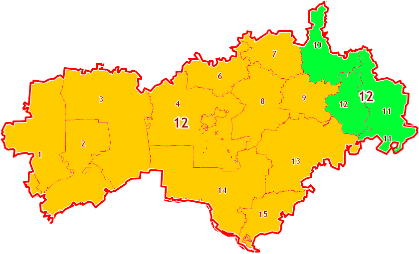 МСК-12 Республики Марий Эл