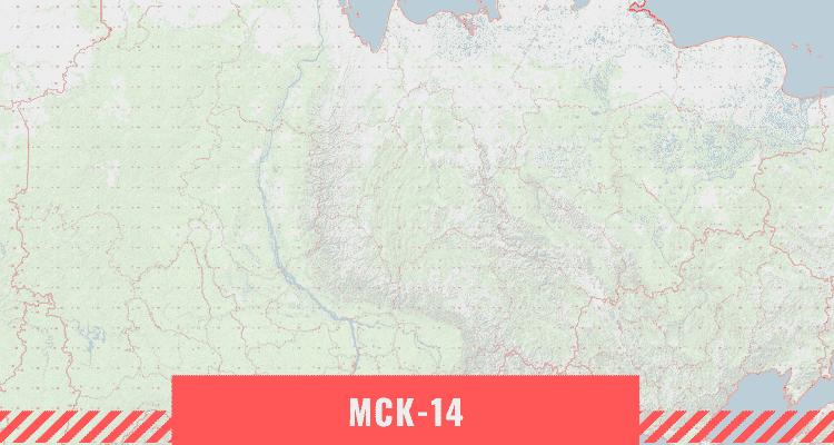 Кадастровая карта Республики Саха (Якутия)