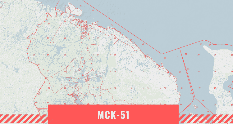 Кадастровая карта Мурманской области